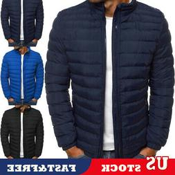 us men coat lightweight jacket slim fit