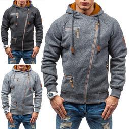 7c1889e7f3e US Mens Sweatshirt Pullover Zipper Up Ca.