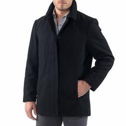 Alpine Swiss Vance Mens Jacket Wool Blend Button Up Coat Dre