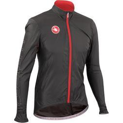 Castelli Velo Jacket - Men's Black, XL