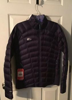 The North Face W Quince Jacket Garnet Purple NWT Size L
