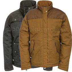 Caterpillar Water Resistant Jacket Excursion Insulated Lined
