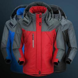 Waterproof Sport Men's Winter Ski Suit Jacket Coat snowboard