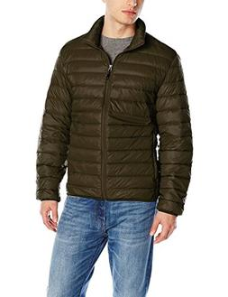 32Degrees Weatherproof Men's Packable Down Puffer Jacket, Na
