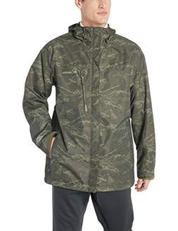 Columbia Men's Whirlibird Iii Interchange Jacket, Peat Moss