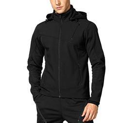 INBIKE Winter Cycling Windproof Jacket Men Fleece Soft Shell