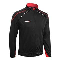 INBIKE Winter Jacket Mens Cycling Jacket Thermal Jacket Runn