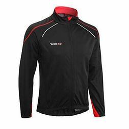 INBIKE Winter Jacket Mens Windproof Thermal for Outdoor Mult