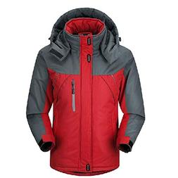 Winter Jacket Men Parka Thermal Fleece Jacket Coats Windbrea