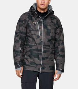 Under Armour Wintour Jacket Charcoal Mens M-L-XL-2XL UA Cold
