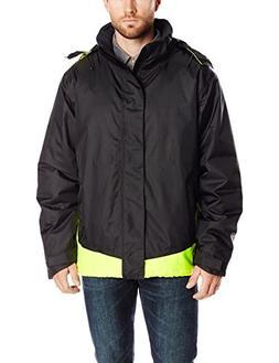 Helly Hansen Workwear Men's Leknes Insulated Jacket, Black/Y