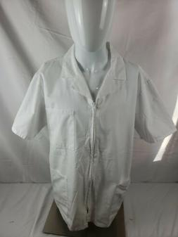 Cherokee Workwear Originals Men's Zip Front Jacket 4300 WHTW
