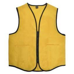 TopTie Supermarket Uniform Vest Zipper Volunteers Event Vest