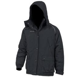 zone insulated cold weather parka